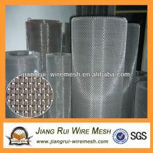 China fabricante 20 gauge malha de arame de aço