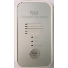 Detector de gas combustible inteligente inalámbrico