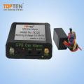 Двухсторонняя связь GPS GPRS Отслеживание в режиме реального времени с дистанционным запуском двигателя (TK220-ER)