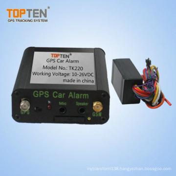 GPS Car Tracker T220 with Remote Engine Starter, Fuel Monitor (TK220-ER19)