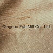 16 País de Gales Algodão orgânico / Spandex tecido de veludo (QF16-2677)