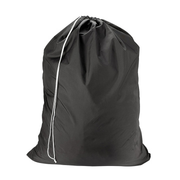 Newest Large Nylon Laundry Drawstring Bag