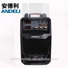 Nuevo diseño caliente vendedor 2015 de alta frecuencia IGBT inversor CO2 MIG-500 soldador, soldadora MIG Proveedor de la fábrica de China