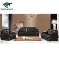New Design Modern 3 Seater Sofa Living Room Furniture Sofa Design Leather Sofa