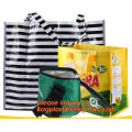 Eco Recycled Reusable Farmers Market PPWoven Shopping Bag, Woven Bags Manufacturer, Foldable Shopping Recycle PP Non Woven
