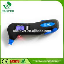 Medidor de presión de neumático inalámbrico digital LCD