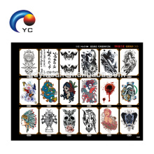 New Arrival Arm Waterproof Temporary Tattoo Stickers (Customized Design)