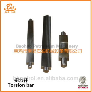 Factory supply LT Series API Torsion Rod For Drilling Rig Parts In Stock