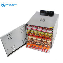 6-layer stainless steel Small household fruit drying machine