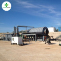 Precio de máquina de proceso de conversión de plástico a combustible