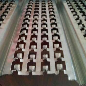Galvanized expanded metal hy rib lath sheet