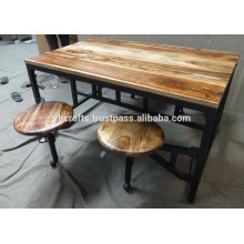 Industrial Style Canteen Table