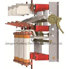 Interruptor de rotura de carga con conexión a tierra cuchillo-Fn7-12r (T) D/125-31.5
