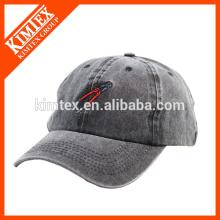 2016 tampão e chapéu lavados do efeito com seu logotipo