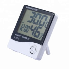 Digitales Thermo-Thermometer-Hygrometer mit Wecker