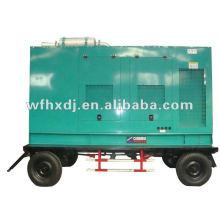 18KW-800KW Anhänger Diesel-Aggregat