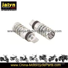 Aluminium Motorrad Pedal / Fußstange
