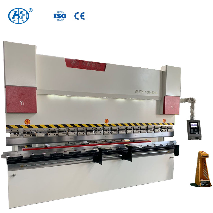We67k Cnc Electro Hydraulic Synchronous Press Brake Machine 135ton 4000 Jpg