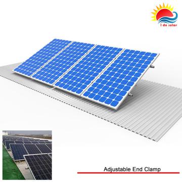 Nouveau Design plié trépied inclinaison toit plat solaire montage système (402-0003)
