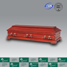 Bestseller-europäischen Stil billige hölzerne Beerdigung Coffin_China Sarg Hersteller