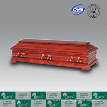 Best Selling European Style Cheap Wooden Funeral Coffin_China Casket Manufactures