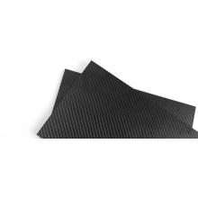 Placa Longboard de Fibra de Carbono de Alto Grau T700