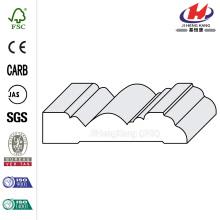 ISO9001 Certificate Chamber Wooden Door Moulding
