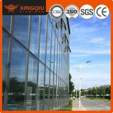 new products curtain wall aluminium sheets for construction