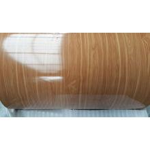 wood grain aluminum coil