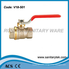 Brass Ball Valve for Full Port (V18-501)