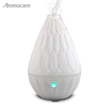 La mosaïque 100ml détendent des machines essentielles d'huile essentielle d'humidificateur d'USB de verre rond d'Aromatherapy