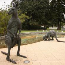 parc à thème statue métal artisanat bronze jardin statues sculptures