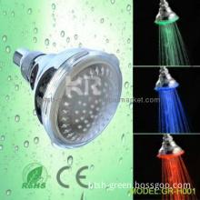shower led lighting, rainfall shower head