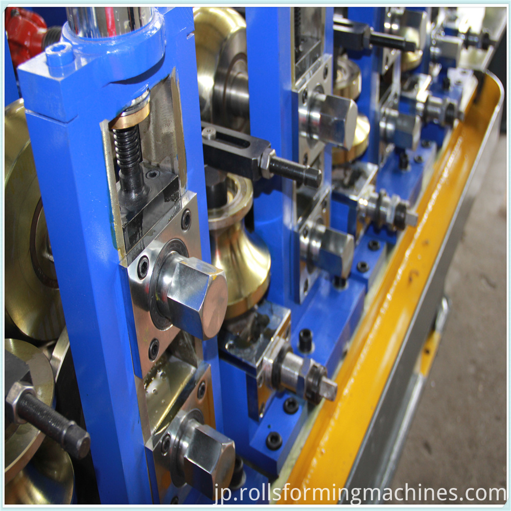 welded pipe machine 33