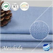 MEISHIDA 100% tecido de linho 21 * 21 * / 52 * 53 mesinhas de linho atacado