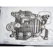 Peças de alumínio de cnc de baixo custo de moagem partes de alumínio fundido