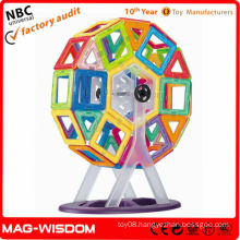 Magic Ball Magnetic Magformers Connector Toys