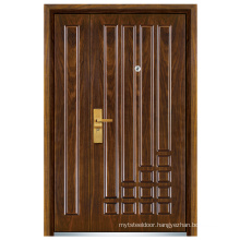 Steel Wooden Door (FXGM-C319B)