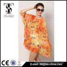 Chifoon Wrap Cover bis Bademode Kleid Deckung Strand Kleider