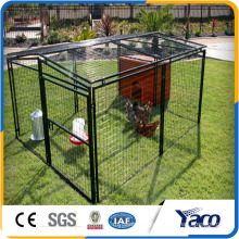 Low price galvanized welded wire chicken cages from China supplier