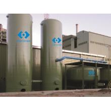 usine de gaz d'oxygène VPSA industrielle de haute pureté de qualité