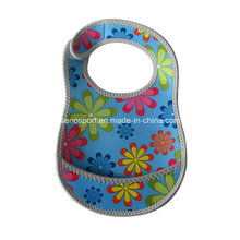 Promotional Custom Neoprene Baby Bib for Sale (SNBB04)