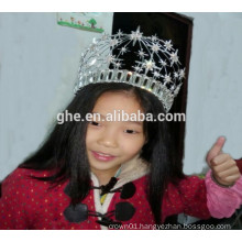 most popularized sold on alibaba number crown star tiara crown fairy princess tiara