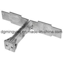 Produit de coulée en zinc à haute qualité pour fabrication avec galvanoplastie fabriqué en Chine