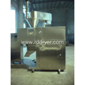 Chicken manure granulator