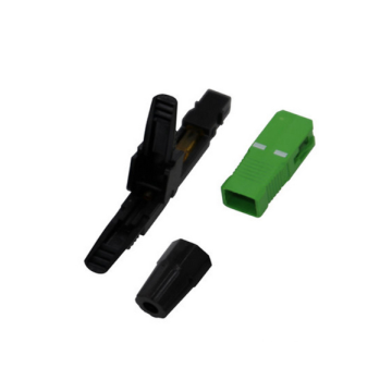 Top Selling Single Mode 0.9mm Sc/upc Fast Connector For Fttx