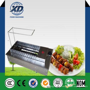 Machine à barbecue Machine à fabriquer le charbon Barbecue à gaz au charbon au barbecue