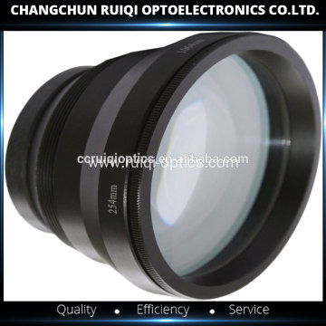 532nm Green F-theta Scanning Lens