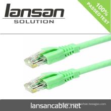 cat5e/cat6/cat6A patch cord,manufacturer
