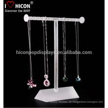 Wählen Sie uns, weil wir Aufmerksamkeit auf Details Schmuck-Shop Halskette Ohrring Display Stand